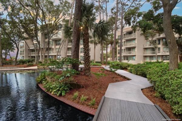 Hotel Marriott's Monarch at Sea Pines