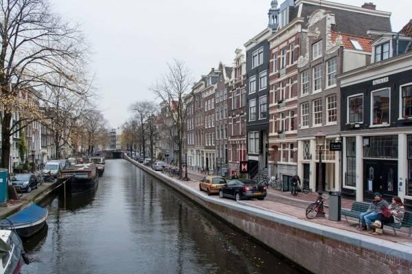 Hotel Goudbloemstraat Area Apartments