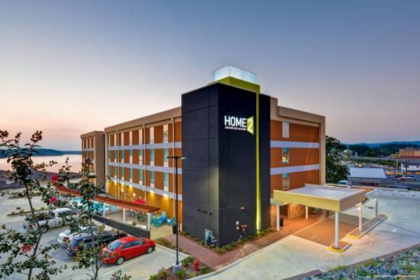 Hotel Home2 Suites by Hilton Hot Springs
