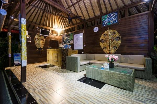 Hotel Laguna Reef Huts