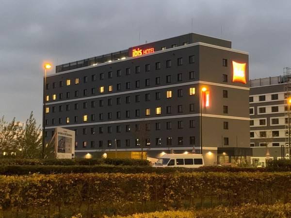 Hotel ibis Duesseldorf Airport (Eröffnung am 19.04.2021)