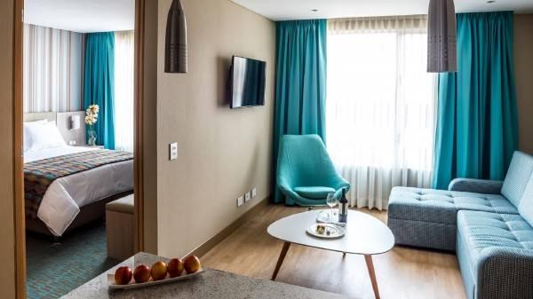 Hotel Apartamentos Plaza Suites