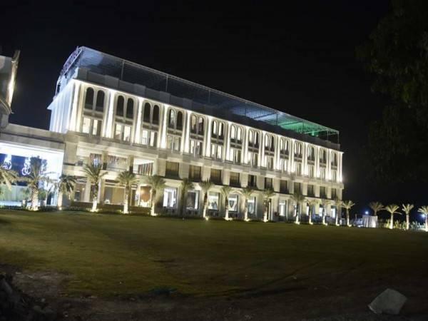 Pride Hotel & Convention Centre Indore