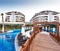 Hotel Sherwood Dreams Resort Turkey At Hrs With Free Services