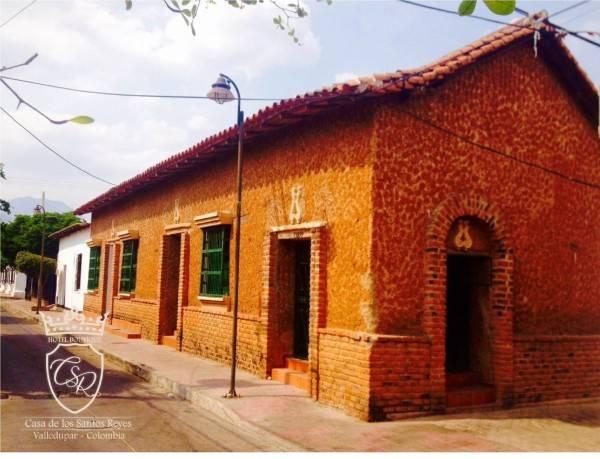Casa De Los Santos Reyes Hotel Boutique
