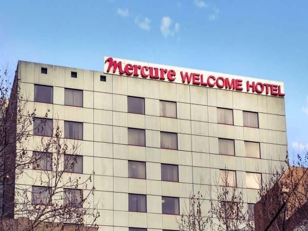 Hotel Mercure Welcome Melbourne