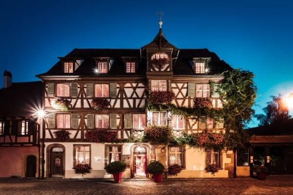 Hotel Les Deux Clefs