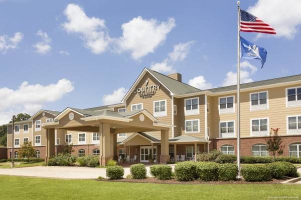 COUNTRY INN SUITES PINEVILLE