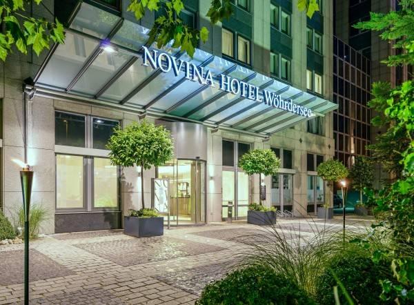 Hotel NOVINA Wöhrdersee Nürnberg City