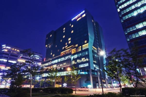 Hotel Courtyard Seoul Pangyo