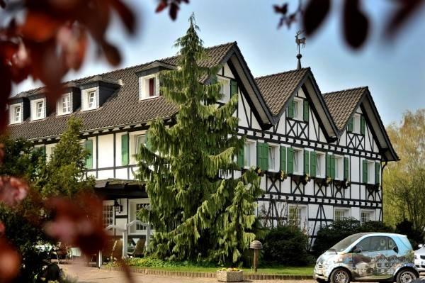 Lohmanns Romantik Hotel Gravenberg