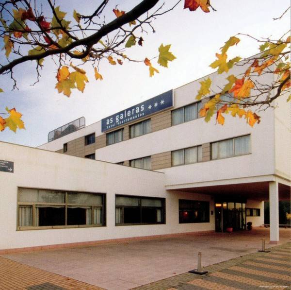 Attica 21 As Galeras Aparthotel
