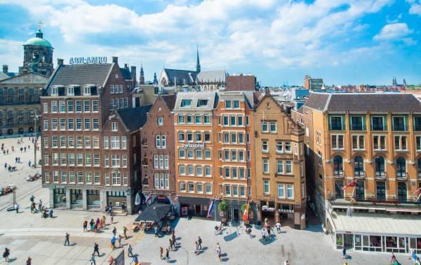 Hotel Swissôtel Amsterdam