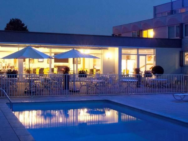 Hotel Novotel Mulhouse Bâle Fribourg