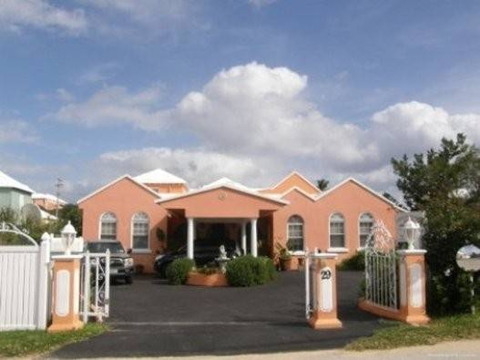 Hotel DAWKINS MANOR