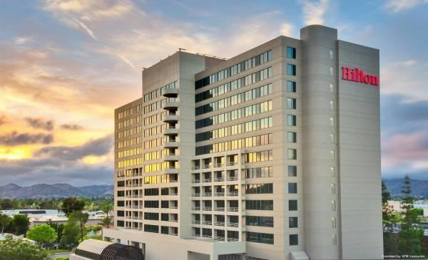Hotel Hilton Woodland Hills-Los Angeles