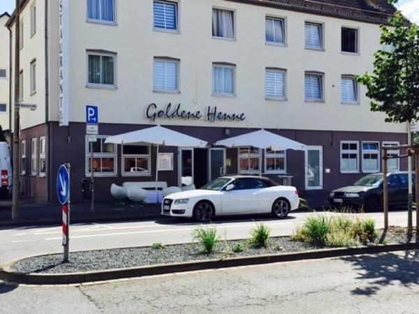 Hotel Goldene Henne