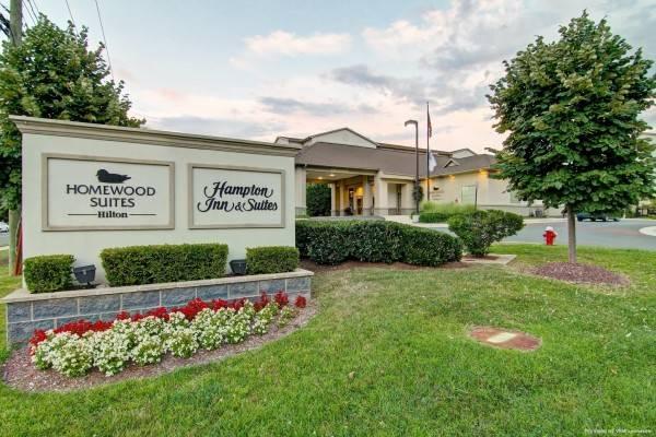 Hotel Homewood Suites by Hilton Leesburg VA