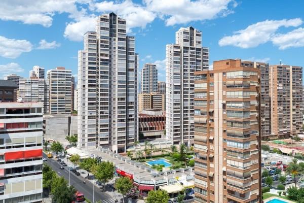 Hotel Apartamentos Gemelos 20 - Beninter