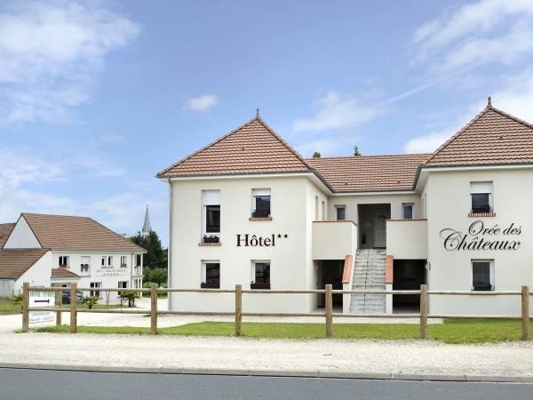 Hotel Orée des Chateaux