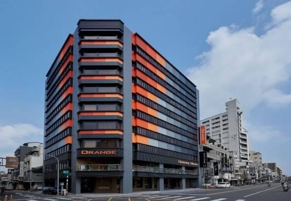 Orange Hotel- Wenhua