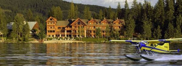 Hotel The Lodge at Sandpoint