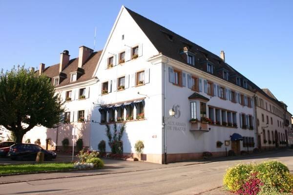Hotel Aux Armes de France