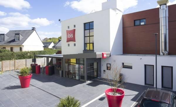 Hotel ibis Rennes Beaulieu