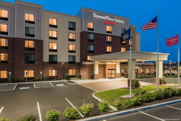 Hotel TownePlace Suites Latham Albany Airport