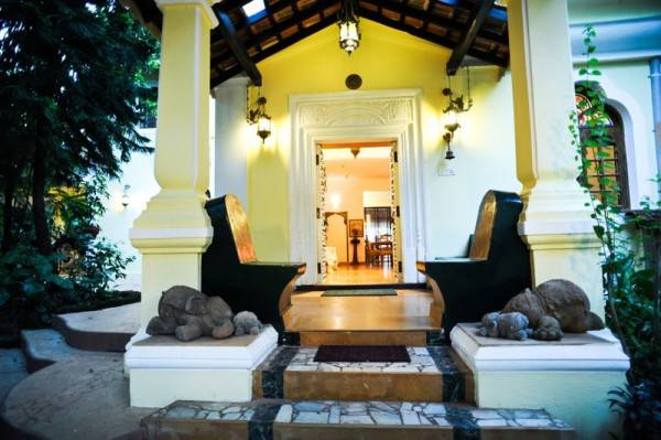 Hotel Ishavilas Goa
