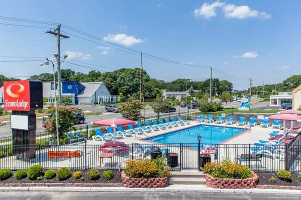 Hotel Econo Lodge Somers Point