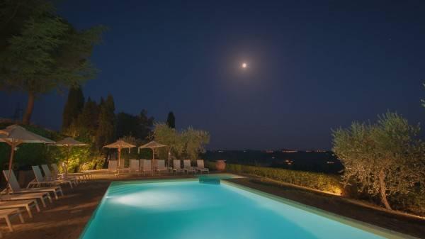 Hotel Villa I Barronci
