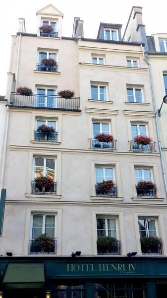 Hôtel Henri IV Rive Gauche
