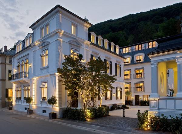 Boutiquehotel Heidelberg Suites - Small Luxury Hotels of the World