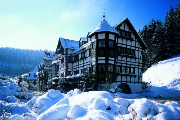 Hotel Jagdhof Glashütte Relais & Chateaux