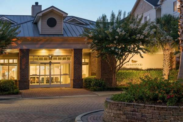 Hotel Homewood Suites by Hilton Charleston - Mt Pleasant