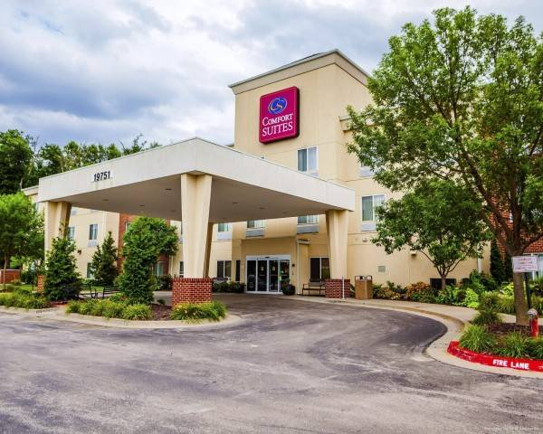 Hotel Comfort Suites Independence - Kansas Cit