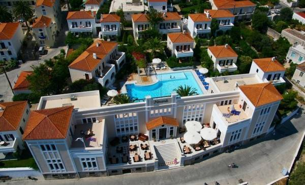 Hotel Nissia Traditional Residences Spetses