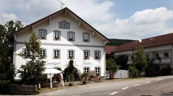 Hotel Landgut Stetter