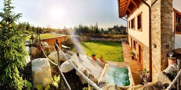 Hotel Panoramic Mountain Residence
