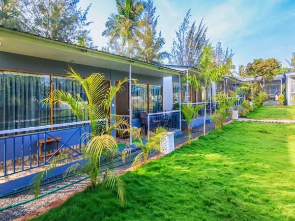 Hotel Treebo Trend Lands End Beach Resort