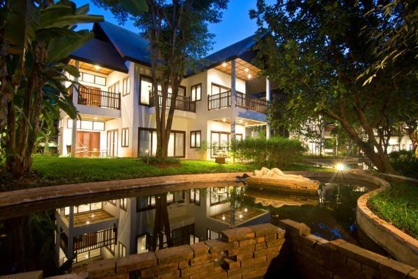 Hotel The Legend Chiang Rai Boutique River Resort and Spa