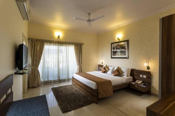 Hotel Clarks Exotica Bengaluru