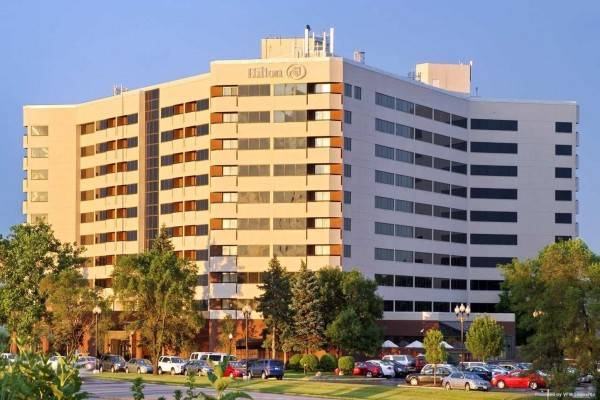 Hotel Hilton Chicago-Oak Brook Suites