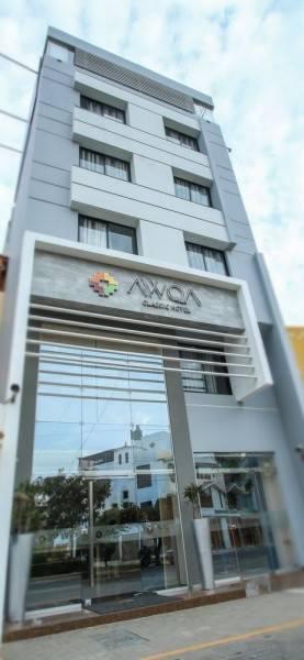 Awqa Classic Hotell