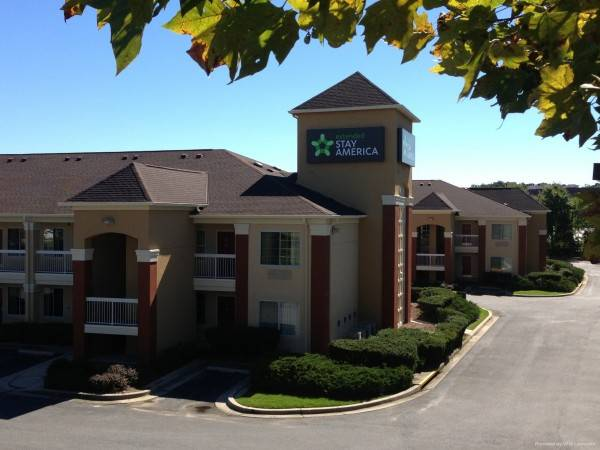 Hotel Extended Stay America BWI Balt