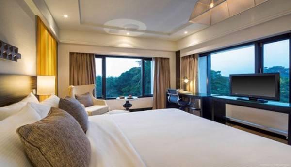 Hotel The Raintree St. Marys