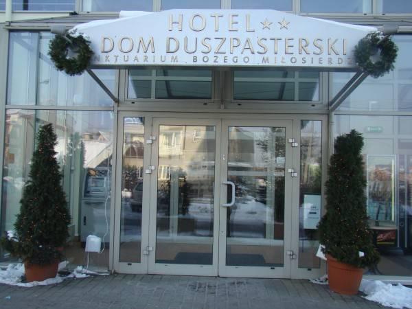 Hotel Dom Duszpasterski SMB w Łagiewnikach