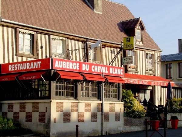 Hotel Auberge du Cheval Blanc Logis