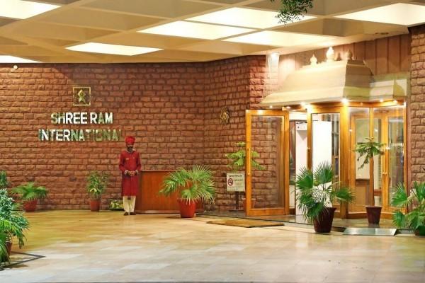 Hotel Shree Ram International